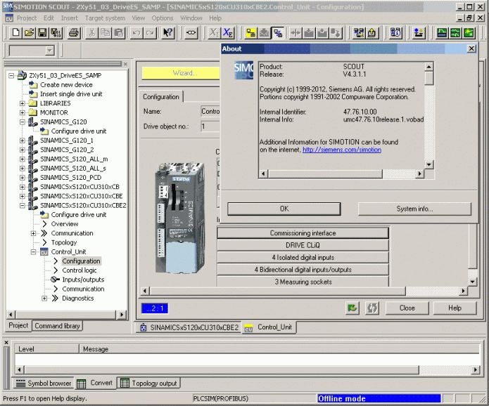 photo Working with SIEMENS Drive ES Basic v55 SP5 x86 x64 full - siemens service engineer sample resume