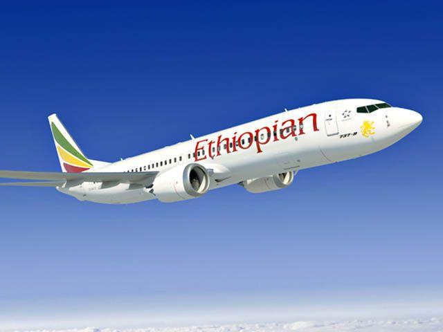 Ethiopian Airlines: Madagascar en mars, croissance en 2016