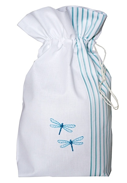 "Drawstring bag ""Dragonfly"""