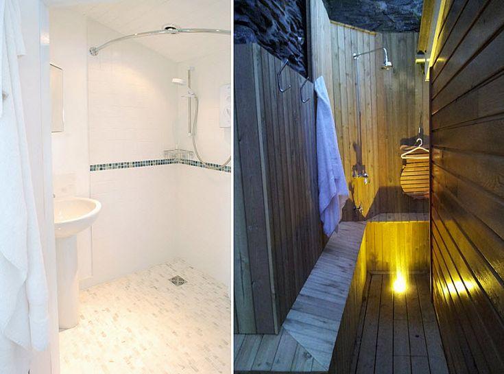 Indoor Outdoor Shower Images | Indoor Outdoor Shower The Edge Whitsand Bay,  Cornwall