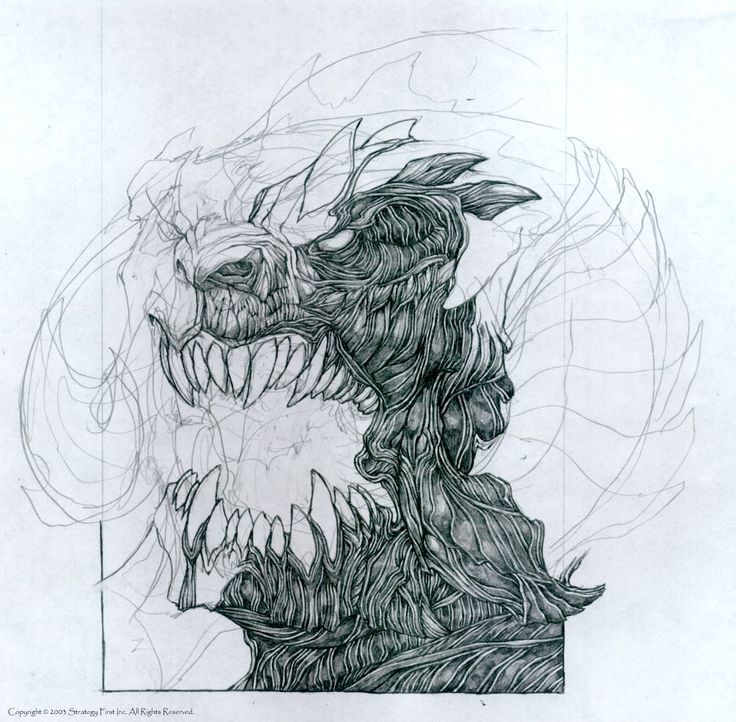 Disciples II - Демон (поддержка Легионов Проклятых) by Patrick Lambert