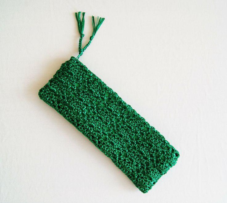Crochet Pencil Case   Crochet HandBag Inspiration ...