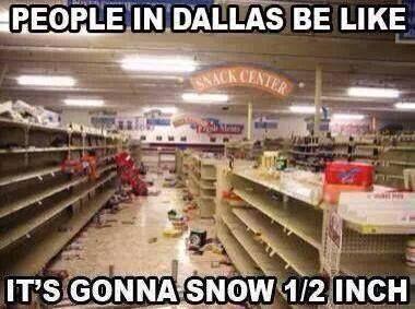 Because Texas.   Texas Weather || Texas Humor || Dallas