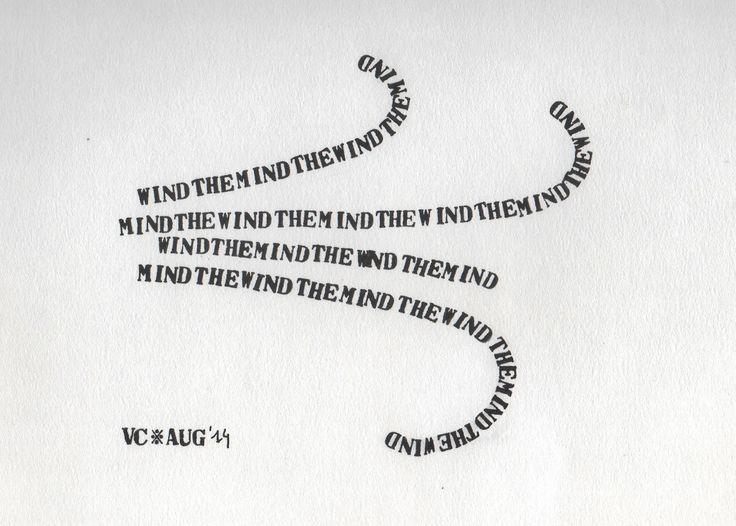 Wind the Mind, Mind the Wind. By Violeta Camarasa