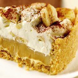 apparently banoffee pies are retro british desserts.