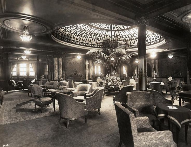 rms mauretania interior - Google Search