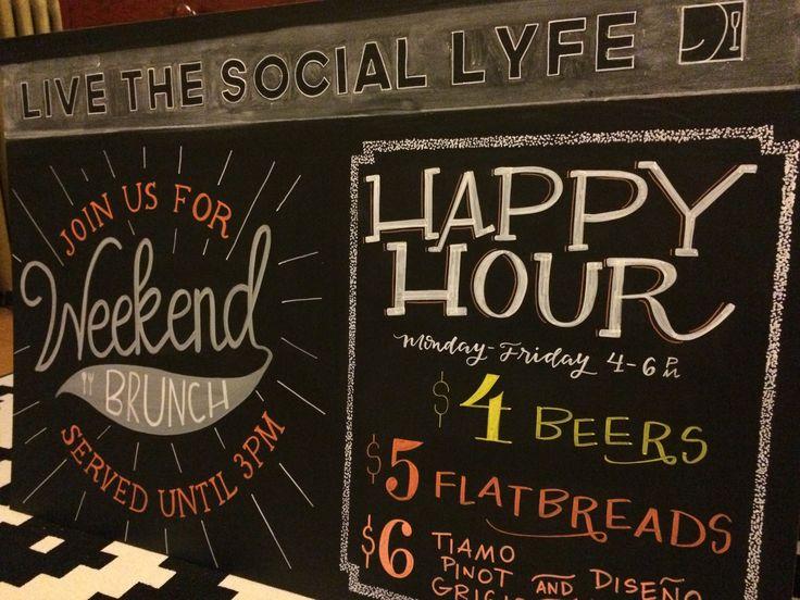 27 best Restaurant Chalkboard Signage images on Pinterest