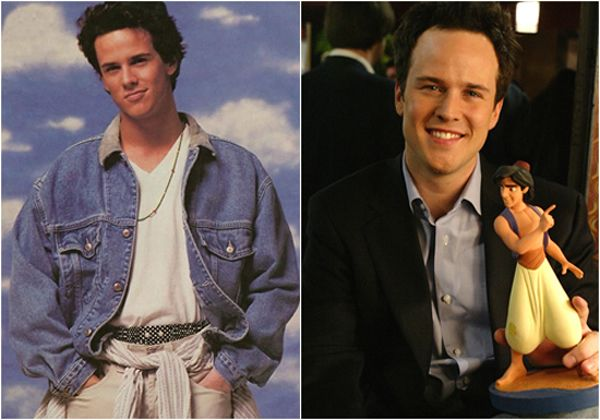 Scott Weinger   Steve Hale On Full House! DJu0027s Boyfriend, Who Was Also The  Voice Of Aladdin, Went On To Become A TV Writer/producer Working On Sevu2026