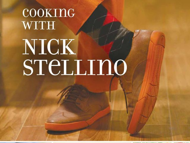 Download Nick Stellino's cookbook for free