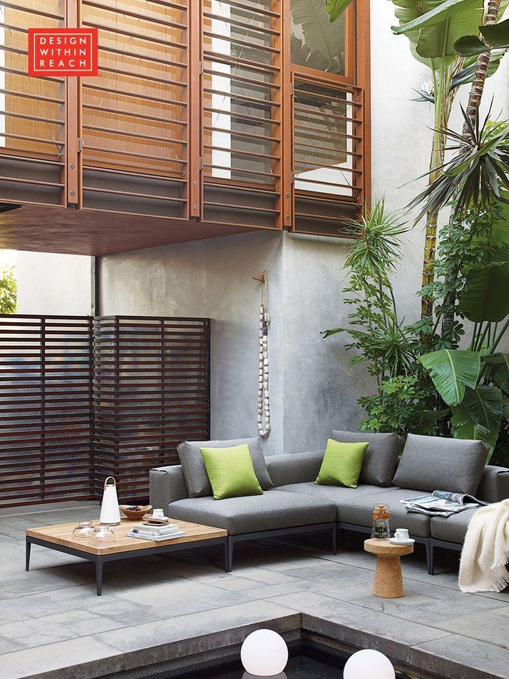 Backyard ideas263 best Outdoor Living images on Pinterest   Outdoor spaces  . Outdoor Living Room Furniture. Home Design Ideas
