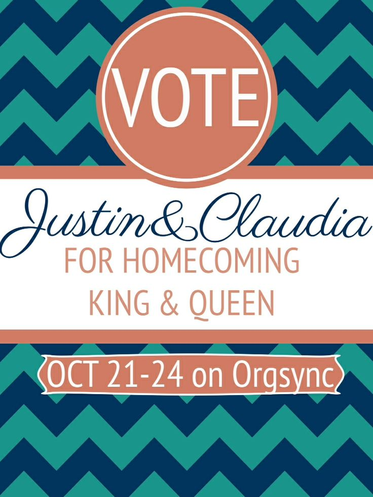 Homecoming campaign flyers #JCREDdesigns #Graphics #design #idea ...