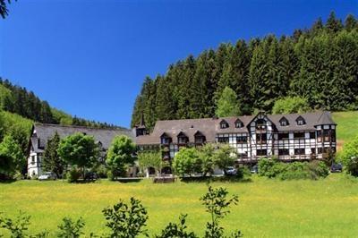 Relais & Chateaux Hotel Jagdhof Glashütte in Bad Laasphe (Deutschland) einfach günstiger buchen