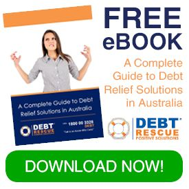 FREE eBook - A Compete Guide to Debt Relief in Australia