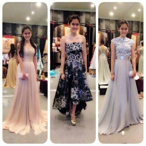 My friend just sent this to me #lovely #longdress for #bridesmaid #ideas