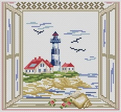 Mom was a Pro Cross Stitcher. She made so many beautiful pictures. She loved to cross stitch and wanted to make something special for everyone.