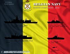 Naval Analyses: FLEETS #9: Royal Australian Navy, Belgian Navy and Royal Canadian Navy in 2015