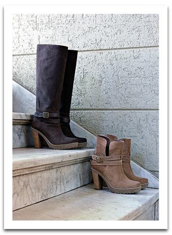 Botas & Botines #otoño #invierno #2013 #Dagorret #carteras #chaquetas #cuero #moda #zapatos #botas #botines