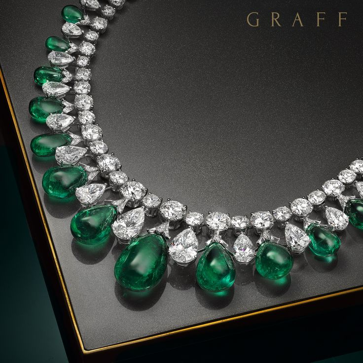 True Perfection On display at Graff's Jewels Exhibition.