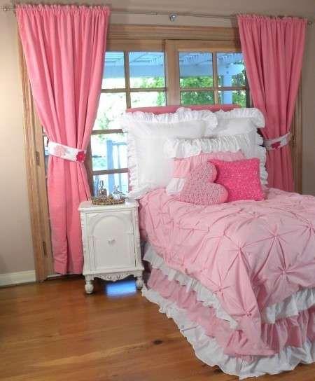 Habitaciones para niña shabby chic: fotos ideas   Ellahoy