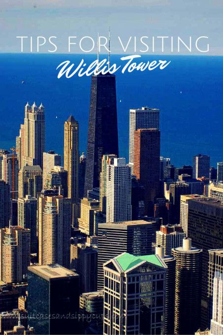 What You Talkin Bout Willis~Tips for Visiting the Willis (Sears) Tower with Kids - Suitcases and Sippy Cups