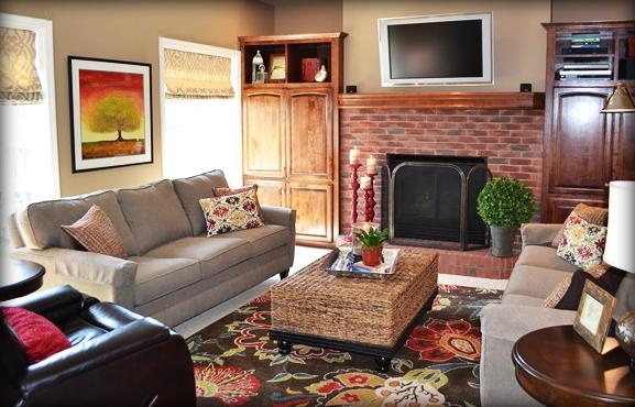 appealing apartment living room two couches facing each other | 15 best Sofas facing each other images on Pinterest ...