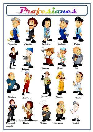 alfabeto de las profesiones - Pesquisa Google