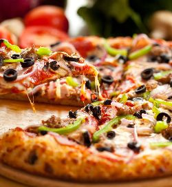 Any Large Pizza for just 9.90 which is normally $15 save $4.10 when you buy a voucher at a Red Cent.