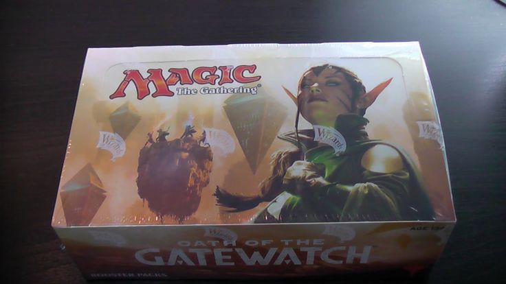 Oath Of The Gatewatch Booster Box Opening, Full Box Just The Rares Mtg M...