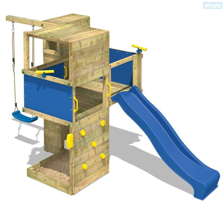 15 best Climbing frames images on Pinterest | Tree houses, Treehouse ...