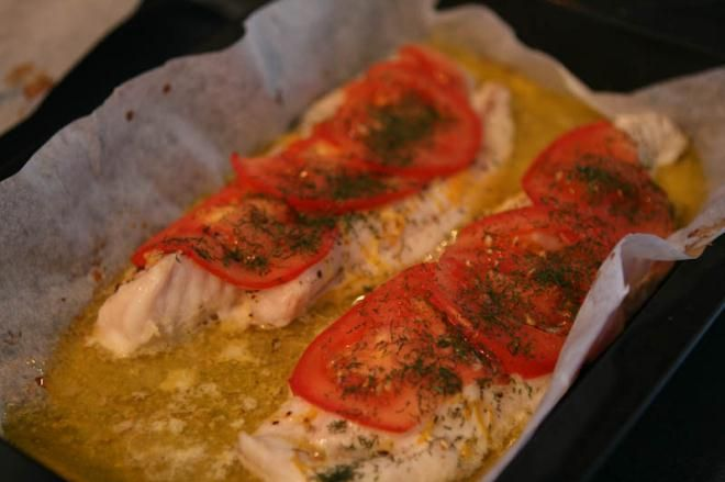 Mediterranean baked fish seafood pinterest baked for Mediterranean fish recipes
