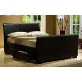 Found it at Wayfair Australia - Italian Design Tuscany PU Leather Wooden Bed Frame