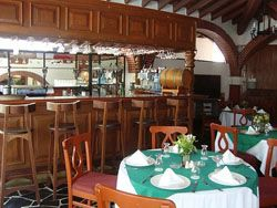 Restaurant - Bar Hotel Vista Hermosa Cuernavaca www.hotelvistahermosa.com.mx
