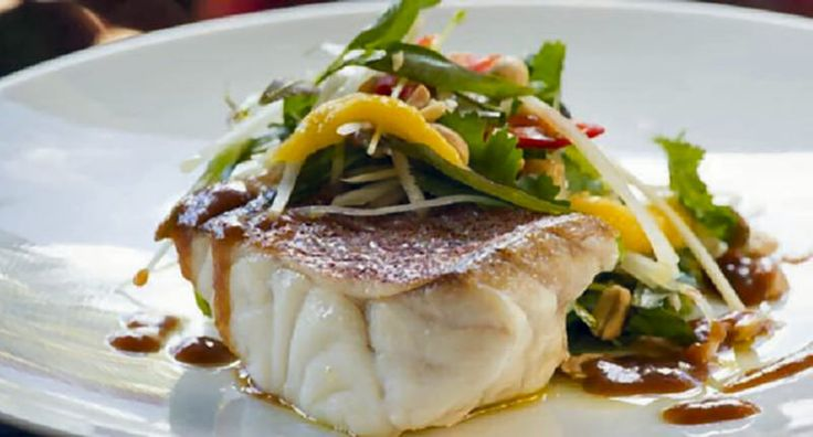 Baked Coral Trout Fillets recipe | The Taste of Aussie