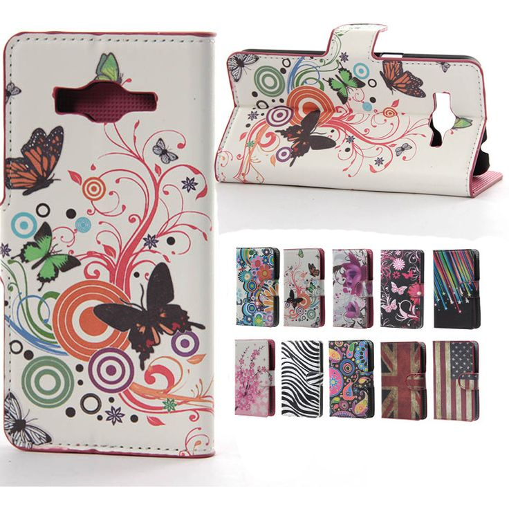 For samsung galaxy grand prime 531 sm-G530H The plum blossom adds all kinds of butterfly and the meteor's mobile phone shell