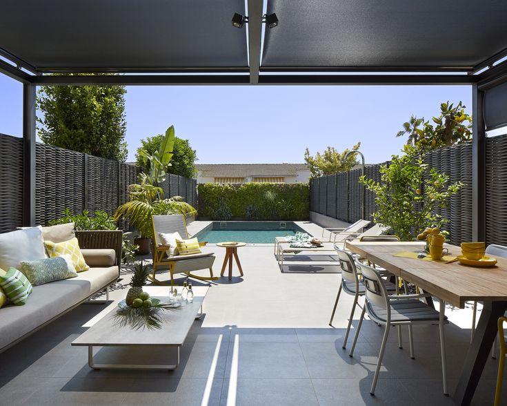 47 mejores im genes sobre exteriores en pinterest - Mobiliario jardin barcelona ...