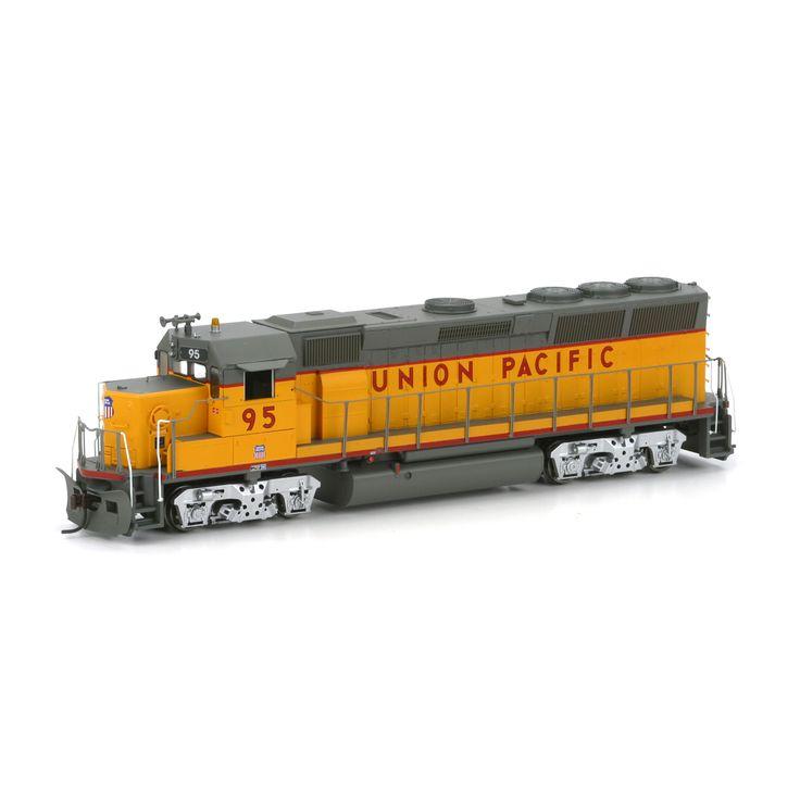 HO RTR GP40X, UP #95 (ATH94743): Athearn Trains