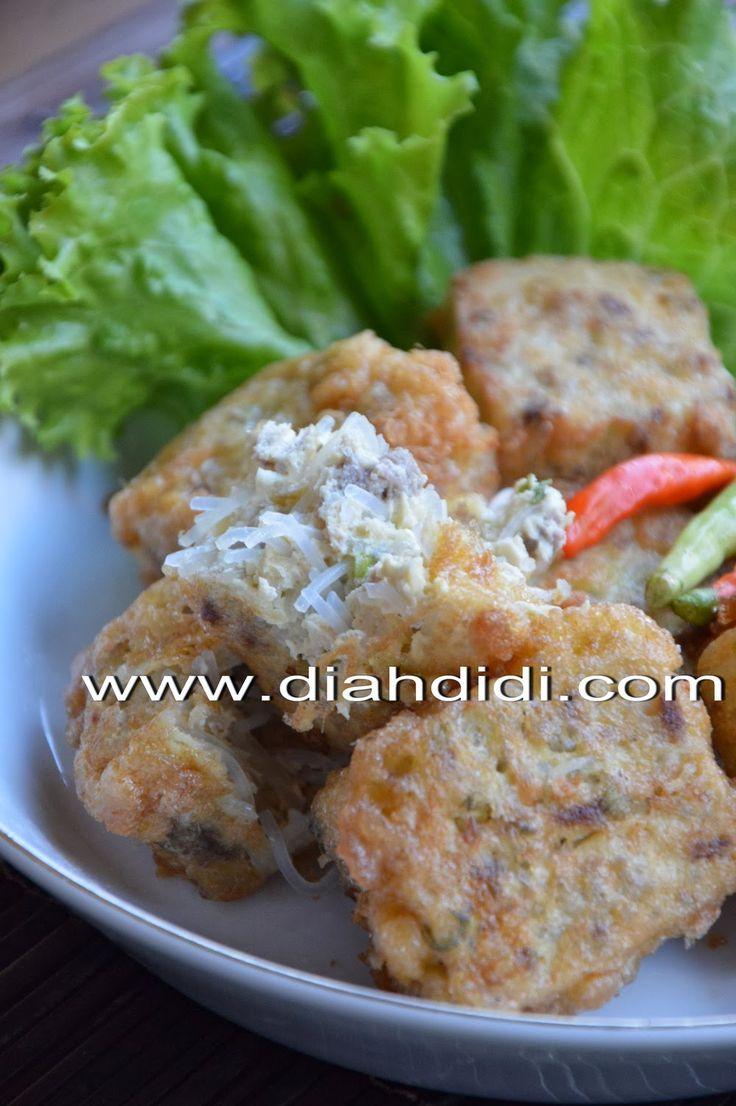 Diah Didi's Kitchen: Tahu Kukus Campur Campur