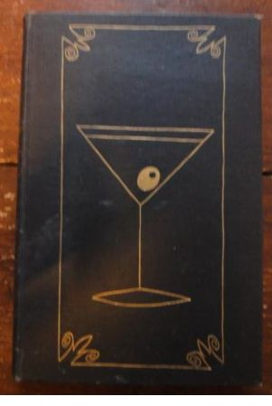 Esquire Drink Book, 1957. 23 cm x 15.5 cm x 3 cm [in box]