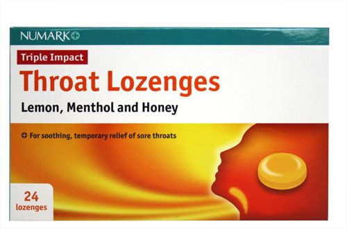 Numark Triple Impact Throat Lozenges 24: Numark Triple Impact Throat Lozenges 24: Express Chemist offer fast delivery and friendly,…