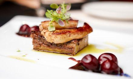 Entrée, plat ou plat et dessert ou entrée, plat et dessert avec 10 min d'oxygène dès 29,90 € au restaurant O Deux Là