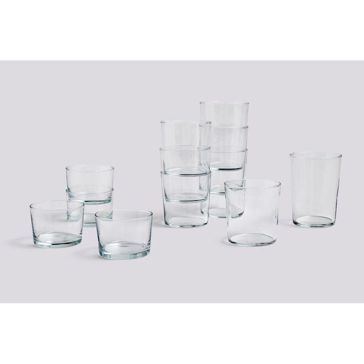12 De glazen van Hay weerspiegelen de essentie van het Baskische tapas concept: van het genieten van kleine hapjes aan de bar.