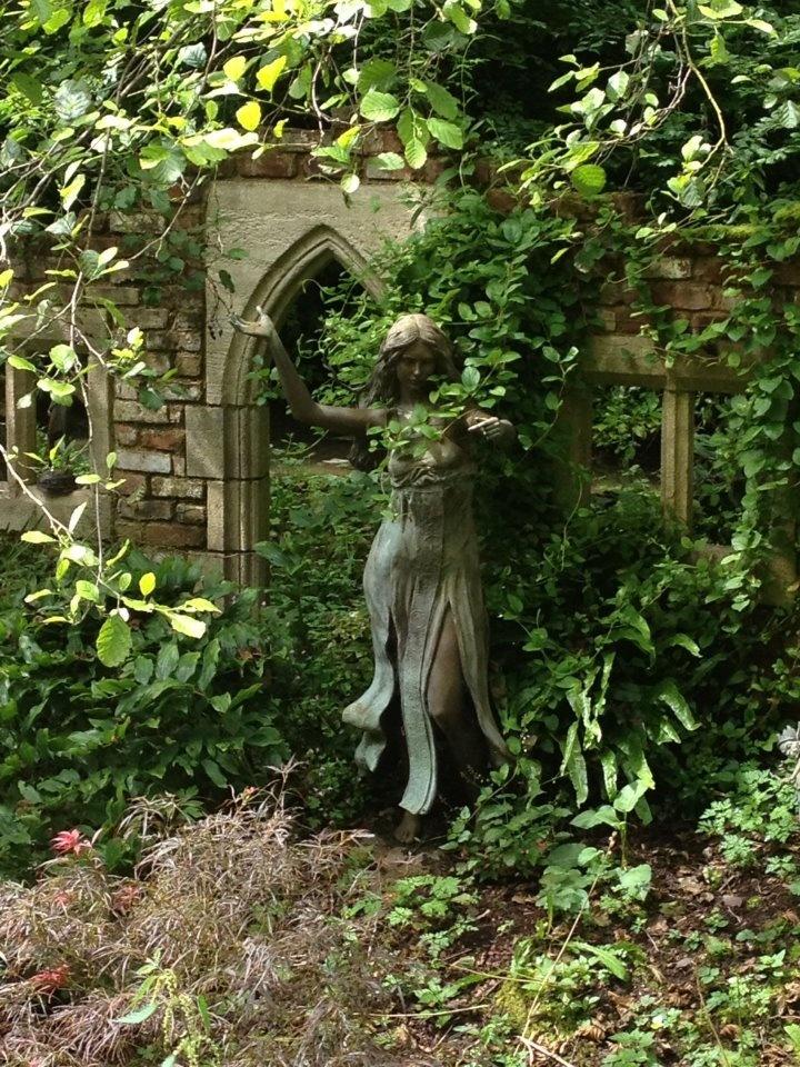 Wookey Hole Fairy, Wookey Hole, Somerset