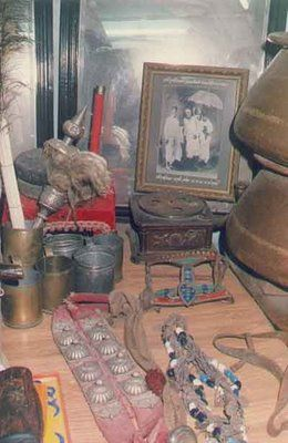 Shri Sai Baba used all these in his real life.all these items kept in museum.