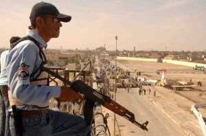 The Shia militias do not readily retreat and are committed to either killing or being killed