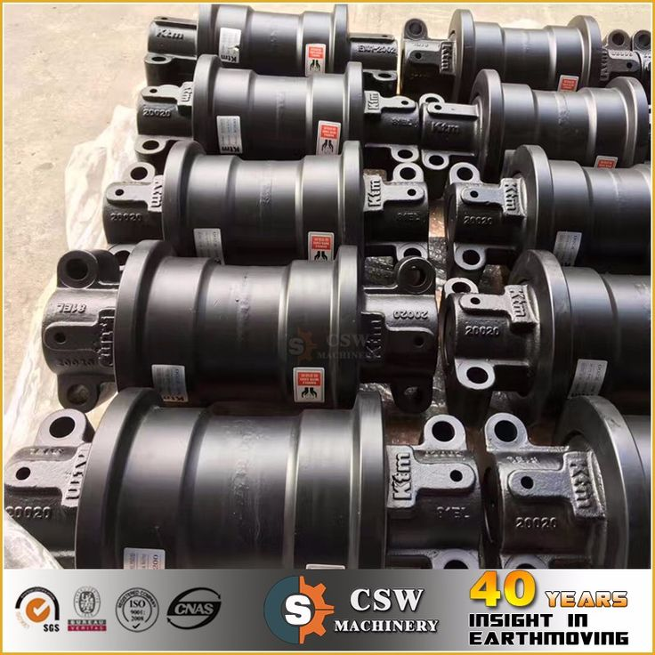 Quality made excavator track roller for Hitachi EX200