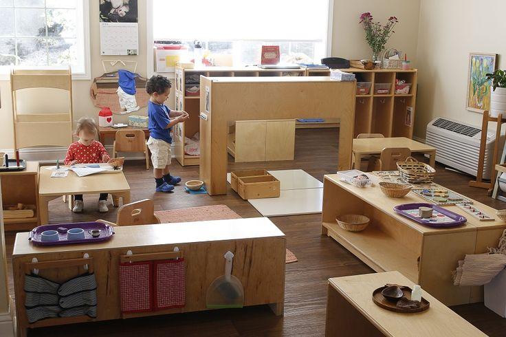Montessori Classroom Design Pictures : Best montessori classrooms images on pinterest