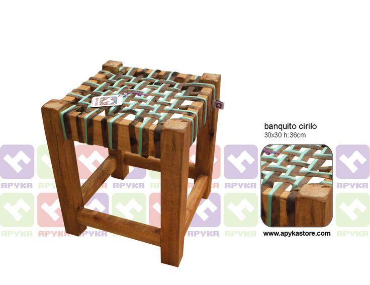 63 best Para sentarse: Banquitos/Sillas images on Pinterest | Chair ...