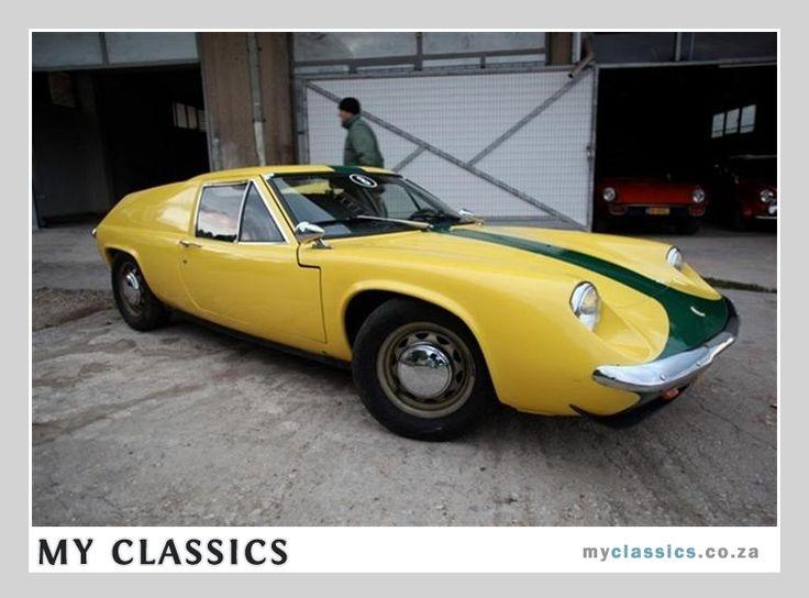 1970 Lotus Europa classic car