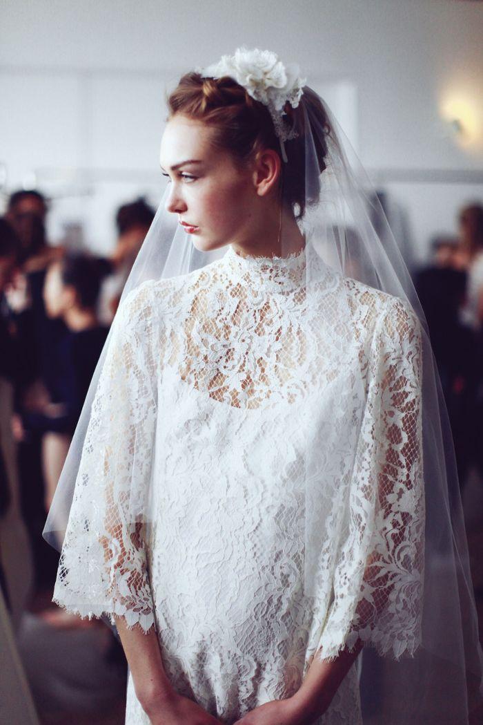 Fashion Design | Bridal Runway & Backstage: Spring 2015
