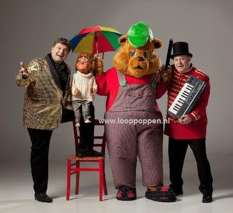 Bennie de Beer Een komische show van 2 x 45 minuten of 1 x 60 minuten met rasechte circusmuzikanten. Meet & Greet met Bennie is ook mogelijk. http://www.looppoppen.nl/BenniedeBeer.html